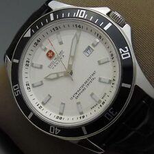 Armbanduhren im Luxus-Stil mit Armband aus echtem Leder für Erwachsene