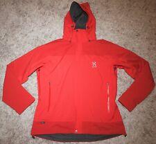 HAGLOFS Womens INCUS II Waterproof/Breathable Jacket - XL [4157]