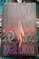 Deadly Sanction by Roger Elwood (1993, Paperback)