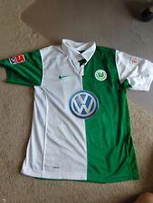 low priced cfa85 bc46b vfl wolfsburg jersey   eBay