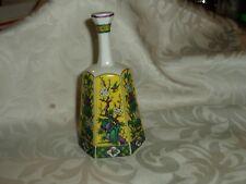 Vintage Maruyama Japan, Porcelain Fine China Bell