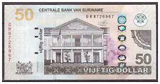 Surinam / Suriname 2016 50 SRD UNC