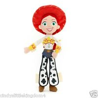 Disney Toy Story Jessie Mini Soft Plush Bean Bag Toy