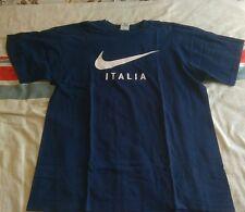 NIKE ITALIA CALCIO SOCCER FOOTBALL ICONIC RARE 3 VOLTE CAMPIONE