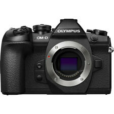 Olympus OM-D E-M1 Mark II Mirrorless Digital Camera  (Black, Body Only)
