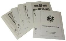 Lindner T512/03 USA emisiones generales, conmemorativas y aéreas- Año 2003 a 200