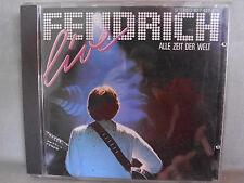Rainhard Fendrich LIVE- Alle Zeit der Welt- POLYDOR 1985- Made in Germany
