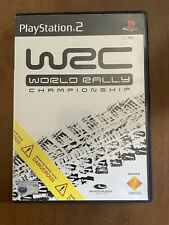 New listing World Rally Championship (WRC) - Sony PS2 PSTWO PLAYSTATION 2 -