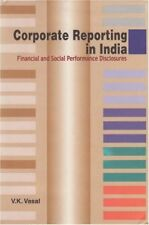 New, Corporate Reporting in India: Financial & Social Performance Disclosures, V