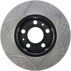 Disc Brake Rotor-GAS Front Left Stoptech 126.39006SL