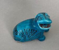 Vintage Metropolitan Museum of Art Mma William Hippo Hippopotamus Figurine