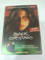 Black Christmas Von Schopfer Terror - DVD Steelbook Deutsch English - AM