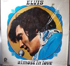 "ELVIS PRESLEY - Almost In Love (RCA-Pickwick 1970) ""Clean Up Your Own Back Yard"""