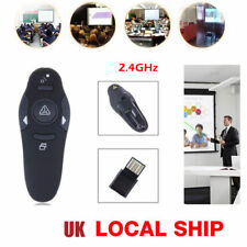 RF 2.4GHz Wireless PowerPoint PPT Presenter Remote Control USB Mouse Clicker Pen
