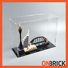 ONBRICK LEGO Architecture 21032 Sydney 3mm Premium Acrylic Display Case