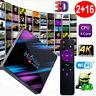 LEMFO H96 Max Smart TV Android 9.0 Box RK3318 Quad Core 64 Bits 4K 2Go/16Go USB
