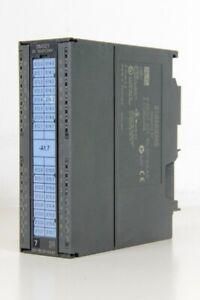 SIEMENS S7 Digital Input Digital Output Sm 321 6ES7 321-1BL00-0AA0 E-Stand 4