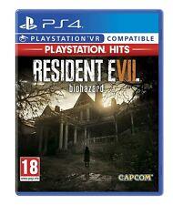 NEW Resident Evil 7 Playstation 4 Hits (PS4) (EU, Region free)