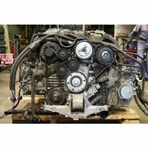 1998 Porsche Boxster 986 2,5 Motor Engine M96.20 204 PS