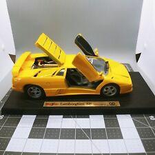 Maisto Special Edition 1994 /1995 Lamborghini Diablo SE30 Ylw Diecast Model 1:18