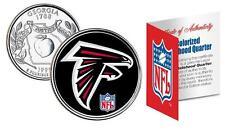 ATLANTA FALCONS *Officially Licensed* NFL GEORGIA U.S. State Quarter Coin w/COA
