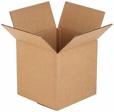 25 Pack 8x8x8  Corrugated Carton Cardboard Packaging Shipping Mailing Box Boxes