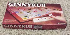 GinnyKub The Crisscross Rummy Board Game by Pressman 1983
