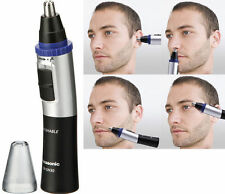 Panasonic ER-GN30-K Nose/Ear/Eyebrow Wet & Dry Battery Hair Trimmer