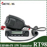 Retevis RT98 UHF15W10W 5W Amateur Transceiver Mobile 199CH CTCSS Car Radio*Mic