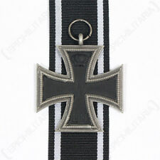 1957 IRON CROSS 2ND CLASS - AGED - Repro WW2 With Ribbon German Military Army