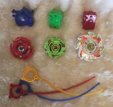 Takara Beyblade Burst Spin Toy M Turtle Dragoon G Rushing Boar Mixed Lot