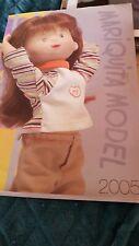 Catalogue MARIQUITA MODEL 2005 32 pages.de 33.5 cm par 24 cm mariquita perez
