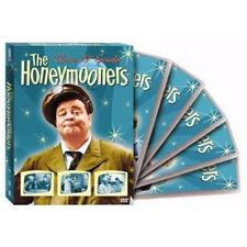 The Honeymooners - Classic 39 Episodes, Good DVD, Jackie Gleason, Art Carney, Au
