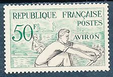 FRANCE TIMBRE NEUF N° 964 ** AVIRON