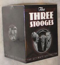 Los Tres Chiflados: última colección (Volúmenes 1,2,3,4,5,6,7,8) DVD Box Set