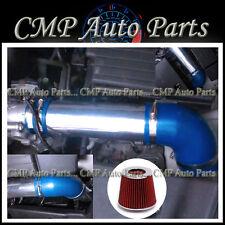 BLUE RED 2003-2007 HONDA ACCORD LX EX 3.0 3.0L V6 COLD AIR INTAKE KIT SYSTEMS
