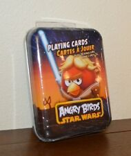 Playing Cards Angry Birds Star Wars game red bird NEW sealed