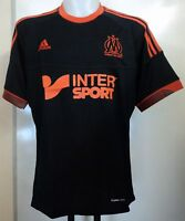 OLYMPIC MARSEILLE 2012/13 REVERSIBLE 3RD SHIRT BY ADIDAS SIZE XL BRAND NEW