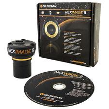 NC-12764 Celestron Neximage 5, Solar System Imager, 5 MP Color Resolution