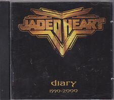 JADED HEART - diary 1990-2000 CD