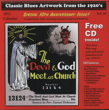 Various Artists - Classic Blues Artwork From The 1920s Calendar 2013 [New Access