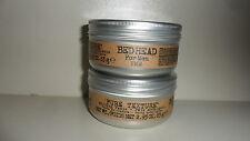 Tigi B For Men Pure Texture Molding Paste 83g x2