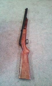 Vintage Benjamin Franklin 312 Air Rifle 22 Cal  working gun