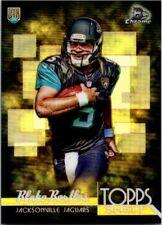 2014 BOWMAN CHROME NFL TOPPS SHELF ROOKIE CARD TSR-BB BLAKE BORTLES JAGUARS