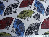Parchment Lee Jofa English Linen Cotton Gujarat Print