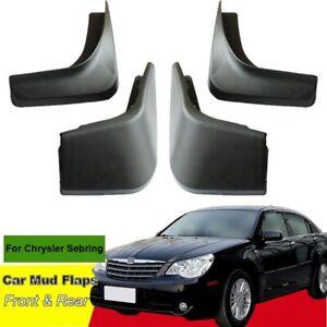 For Chrysler Sebring 2008 Car Mud Flaps Splash Guard Mudguard Mudflaps Fender