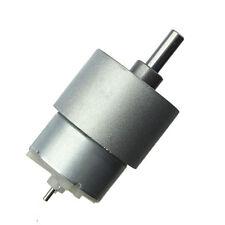 Mini 12V DC 70 RPM High Torque Gear Box Gearbox Motor Speed Controller