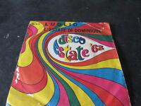 Vinyle Disk 45 Tours Disk Été '68 - L'Été Di Dominique - Juillet