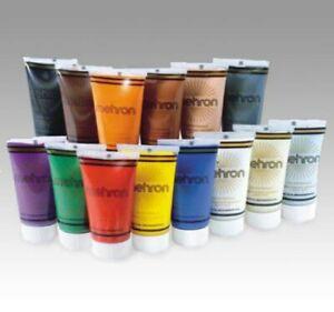 Mehron Fantasy FX Water Base Cream Makeup 1oz Tube Assorted Colors