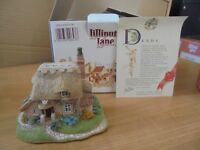 LILLIPUT LANE - BIRDLIP BOTTOM - WITCOMBE, THE COTSWOLDS, ENGLAND + BOX & DEEDS